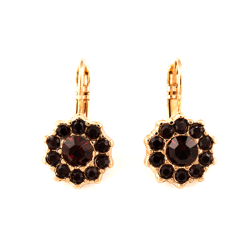 Mariana Rose Gold Plated Earrings | Roxanne's Jewellery | 208208RG6