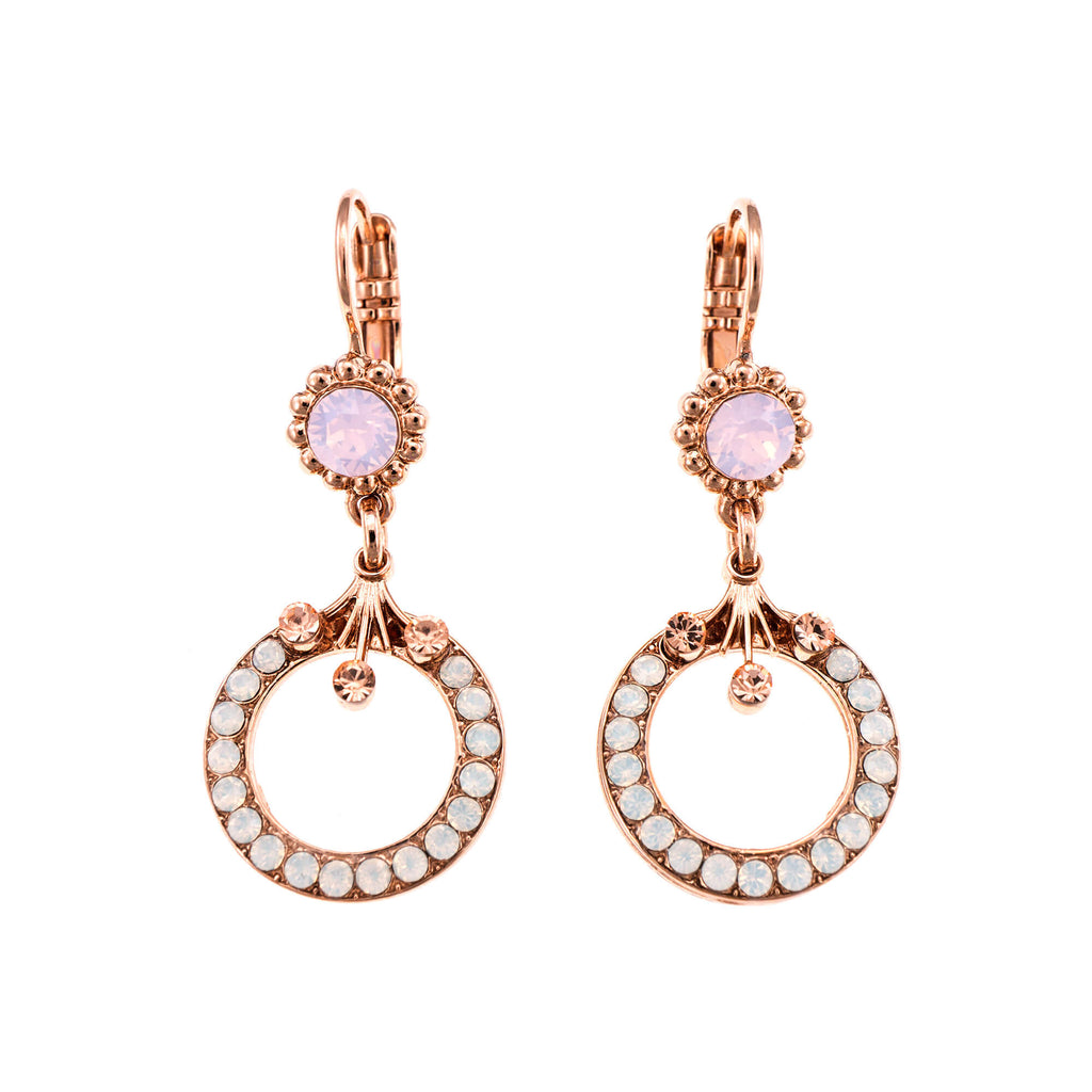 Mariana Rose Gold Plated Earrings | Roxanne's Jewellery | 2333RG6