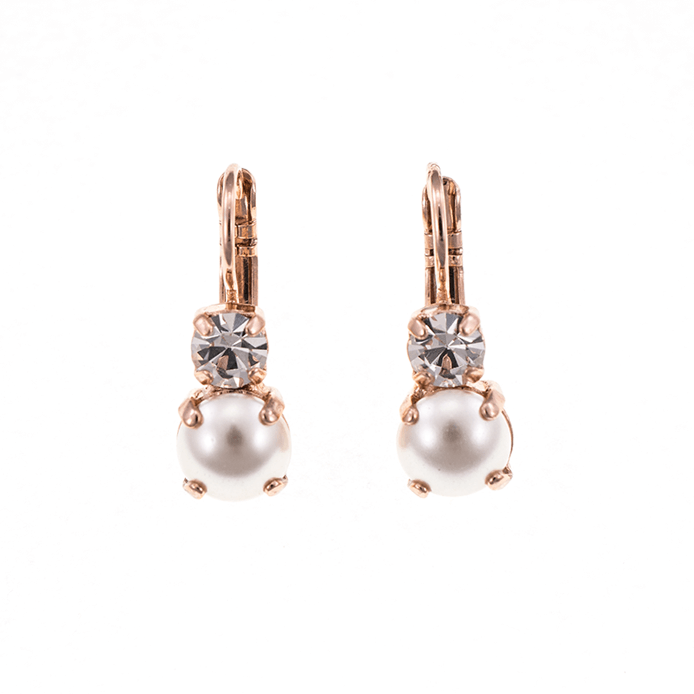 Mariana Rose Gold Plated Earrings | Roxanne's Jewellery | 001M48RG6
