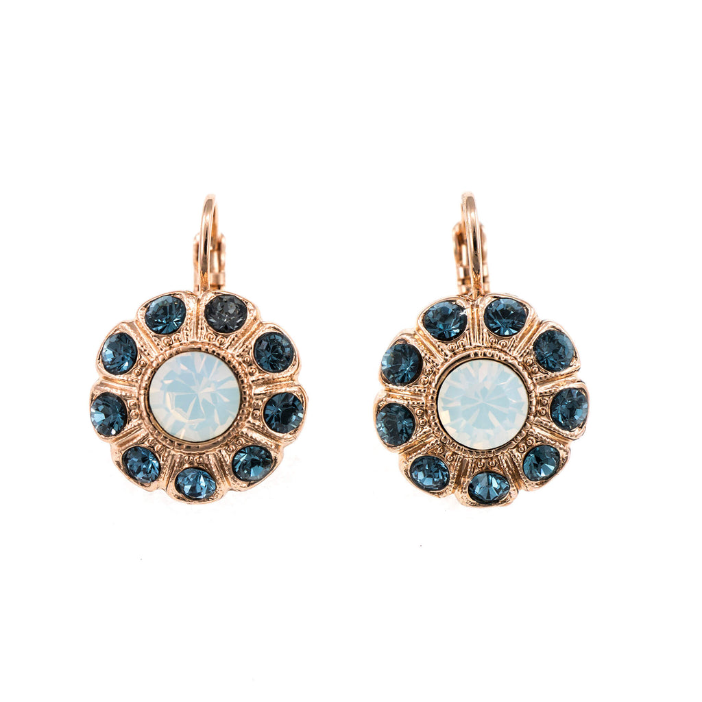 Mariana Rose Gold Plated Earrings | Roxanne's Jewellery | 1069RG6