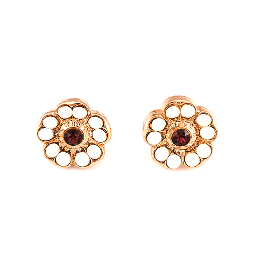 Mariana Rose Gold Plated Earrings | Roxanne's Jewellery | 1016RG2