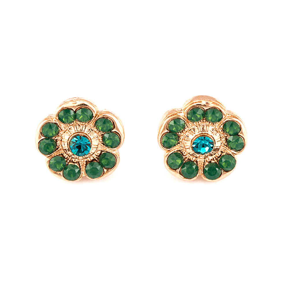 Mariana Rose Gold Plated Earrings | Roxanne's Jewellery | 3322RG2