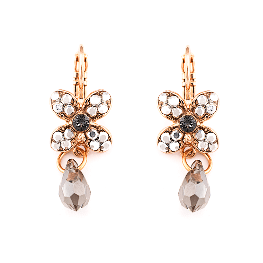 Mariana Rose Gold Plated Earrings | Roxanne's Jewellery | 747RG