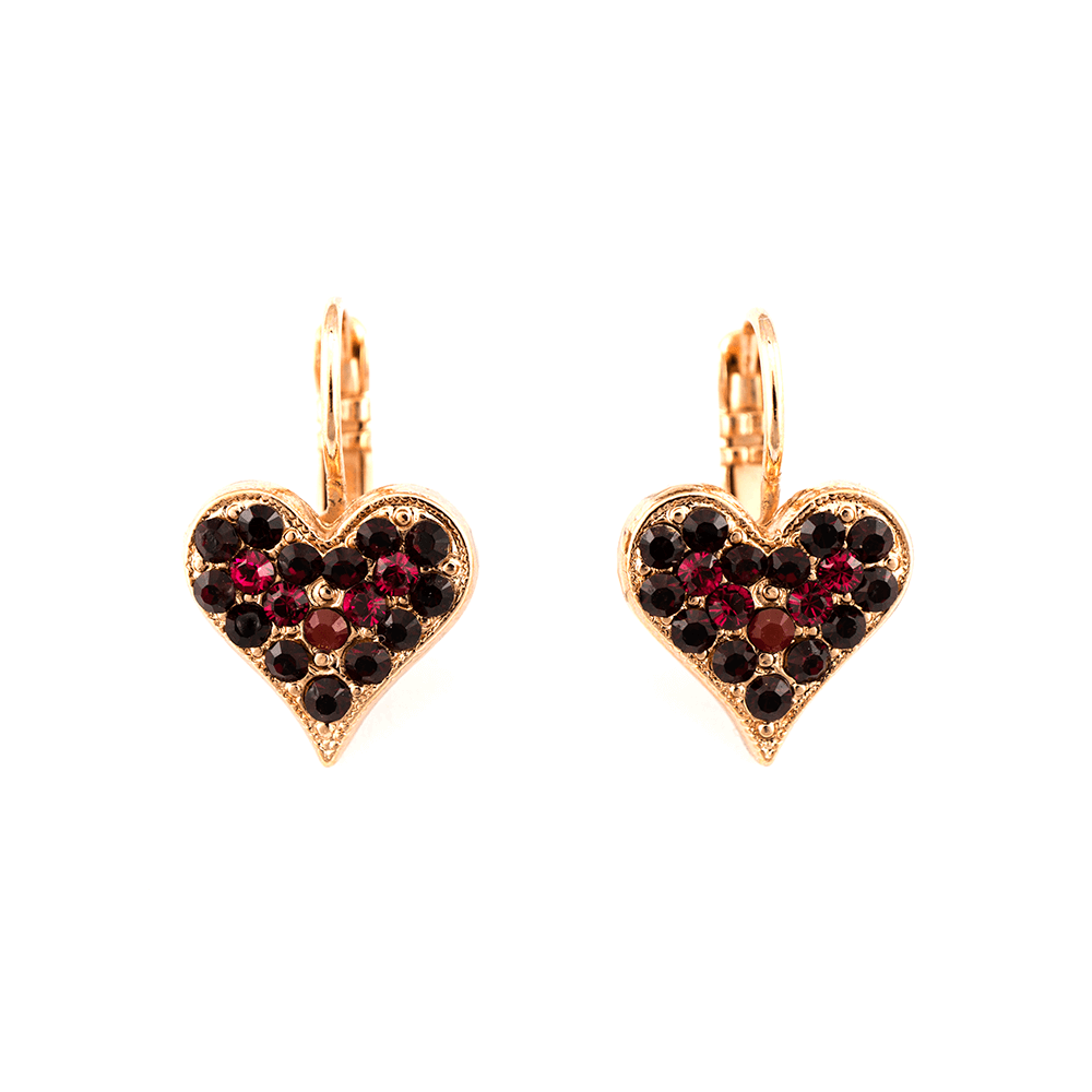 Mariana Rose Gold Plated Earrings | Roxanne's Jewellery | 208RG6