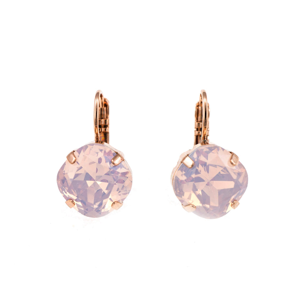 Mariana Rose Gold Plated Earrings | Roxanne's Jewellery | 395RG