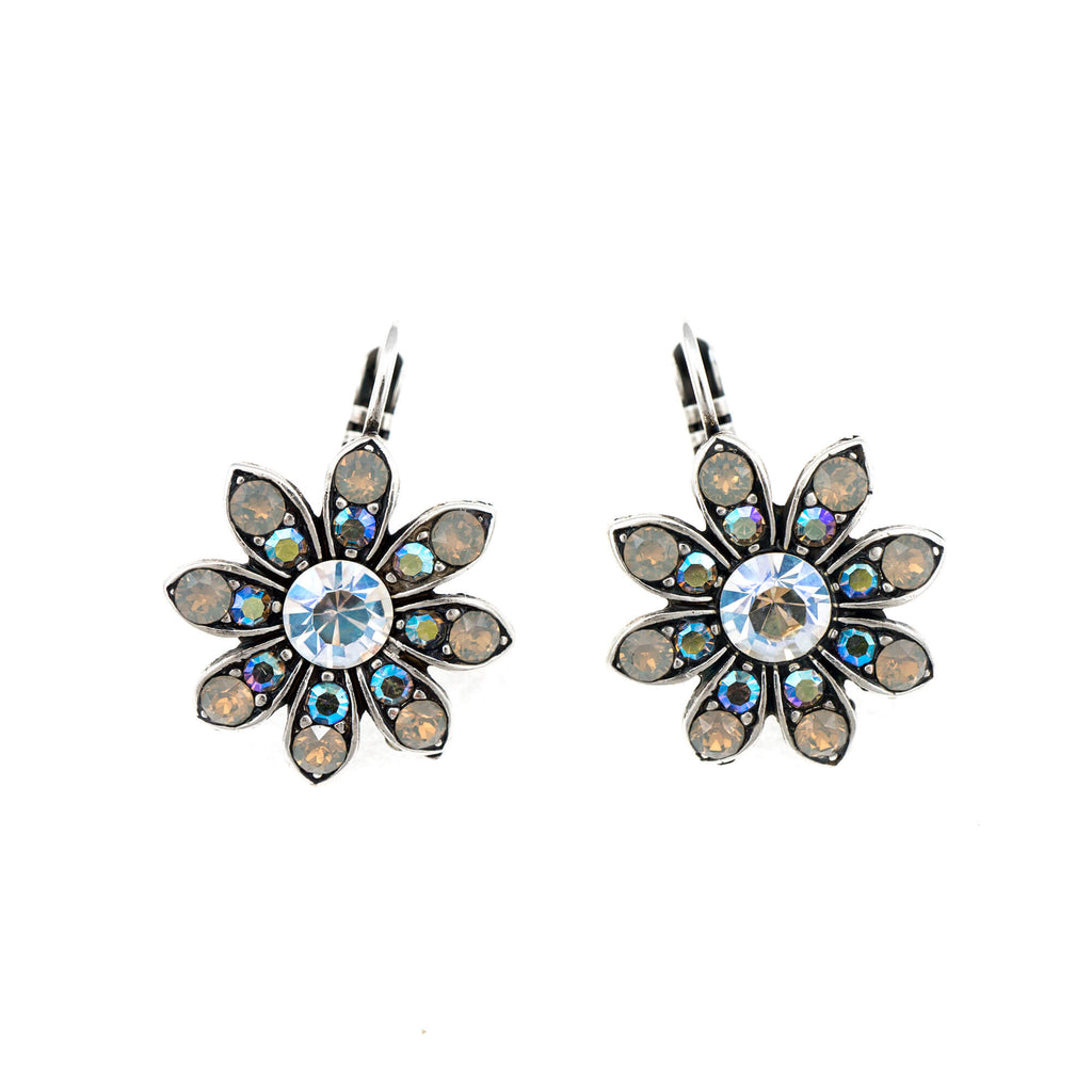 Mariana Silver Plated Earrings | Roxanne's Jewellery | 1341SP6