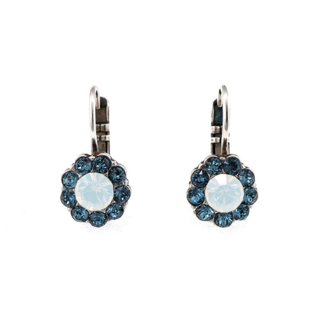 Mariana Silver Plated Earrings | Roxanne's Jewellery | 1069SP6