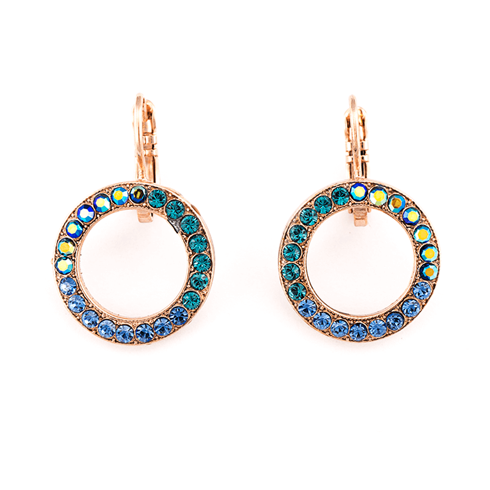 Mariana Rose Gold Plated Earrings | Roxanne's Jewellery | 3322RG6