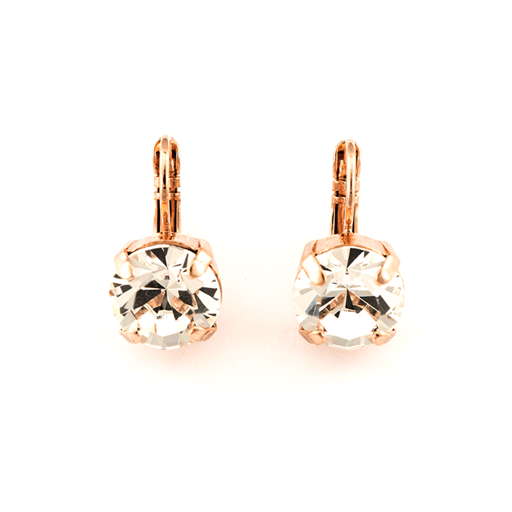 Mariana Rose Gold Plated Earrings | Roxanne's Jewellery | 001RG6