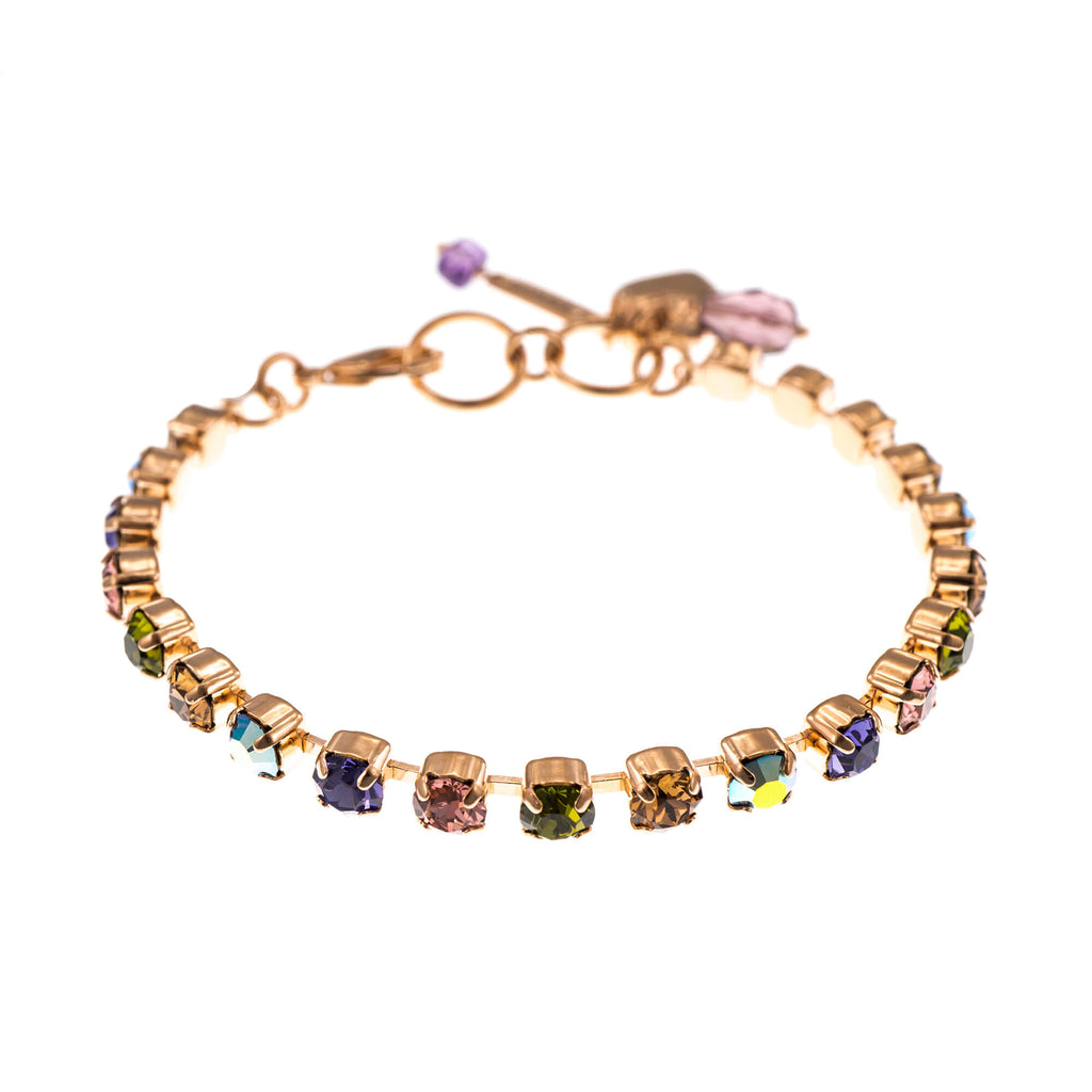 Penelope-Odyssey Collection Rose Gold Plated Bracelet-4000-1089RG