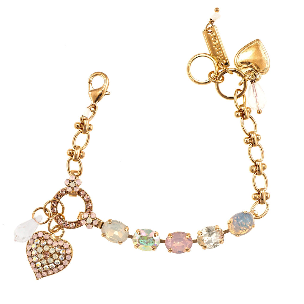 Mariana Rose Gold Plated Bracelet | Roxanne's Jewellery | 1112RG