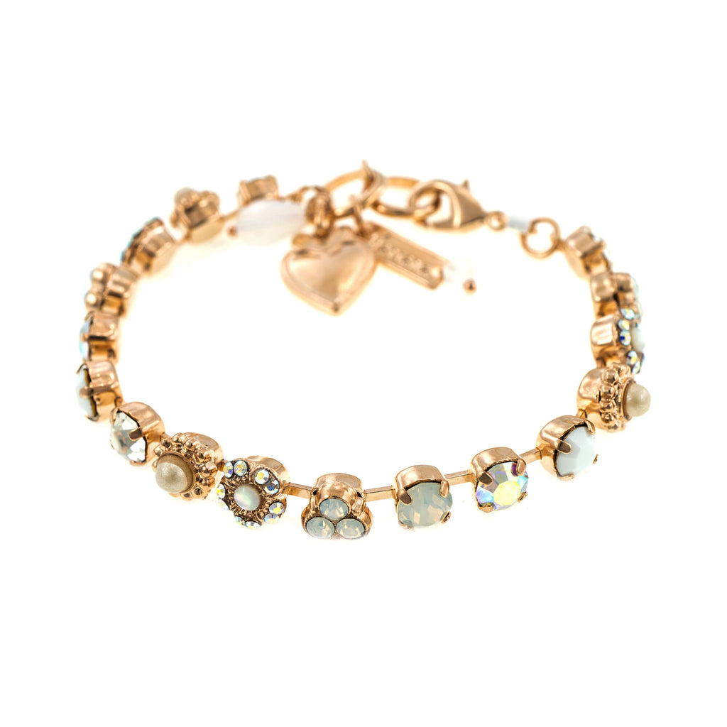 Seashell Collection Rose Gold Plated Bracelet-4028-M1201RG