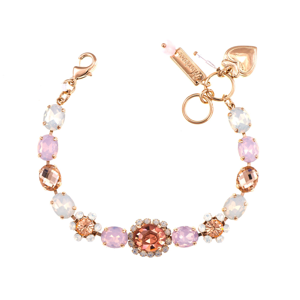 Mariana Rose Gold Plated Bracelet | Roxanne's Jewellery | 2333RG