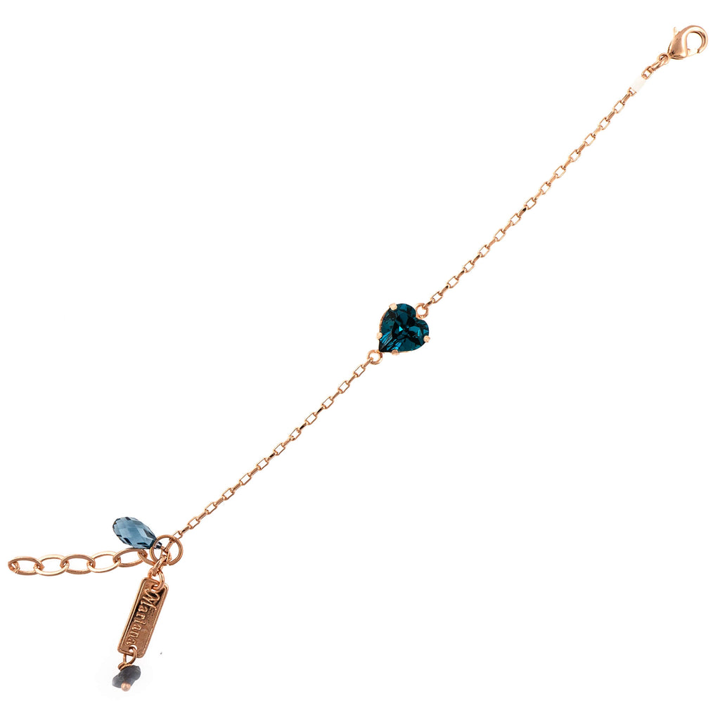 Mariana Rose Gold Plated Bracelet | Roxanne's Jewellery | 207RG
