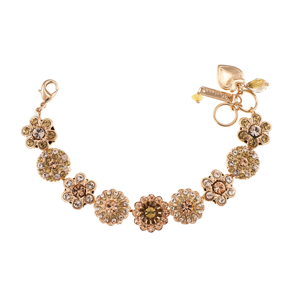 Mariana Rose Gold Plated Bracelet | Roxanne's Jewellery | 39132RG
