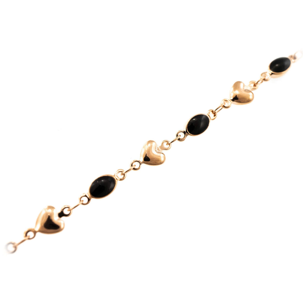 FireFly Collection Rose Gold Plated Bracelet-4688-280RG