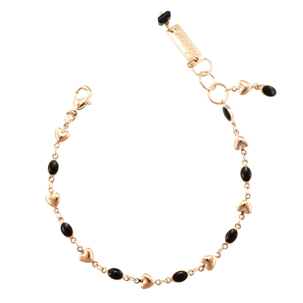 Mariana Rose Gold Plated Bracelet | Roxanne's Jewellery | 280RG