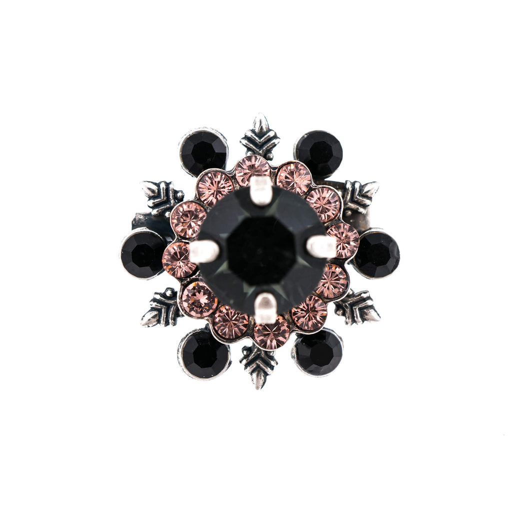 Mariana Silver Plated Brooch | Roxanne's Jewellery | 1073SP