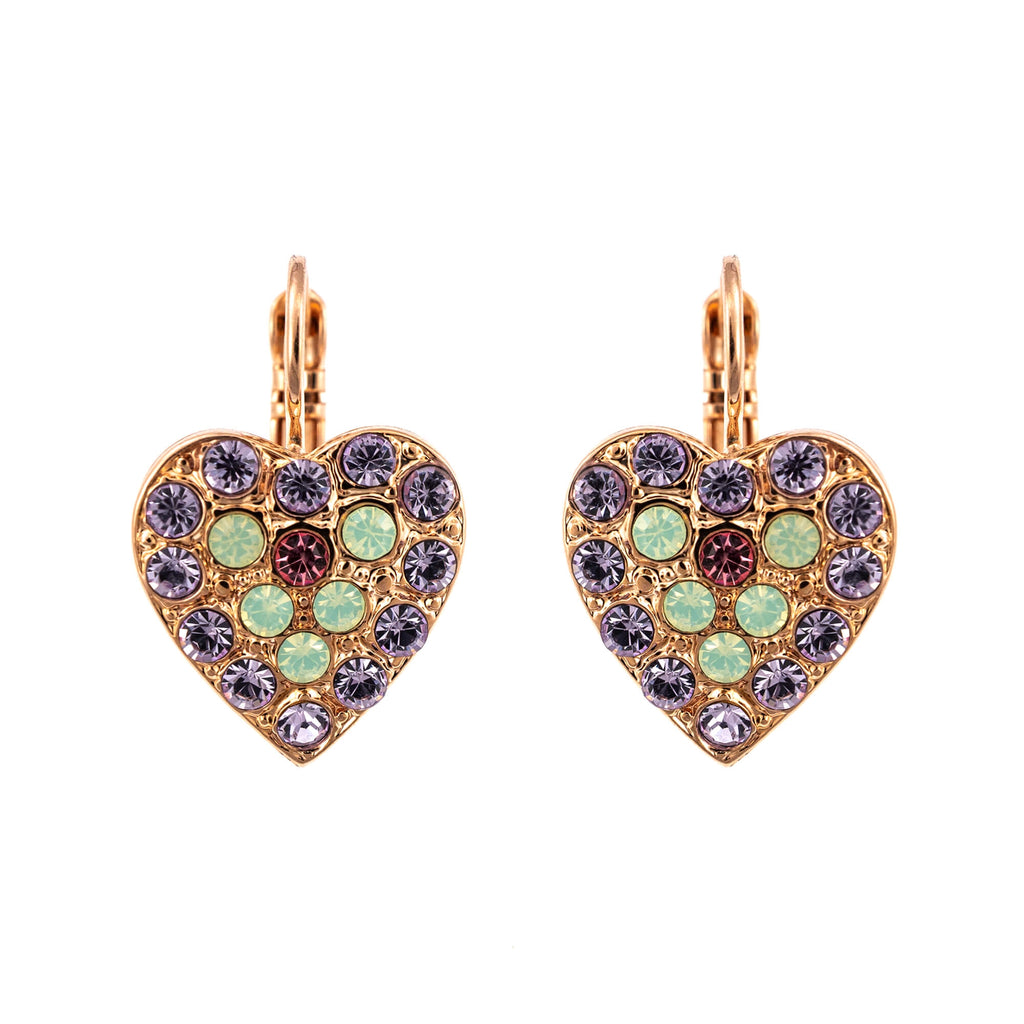 Mariana Rose Gold Plated Earrings | Roxanne's Jewellery | 1910RG6