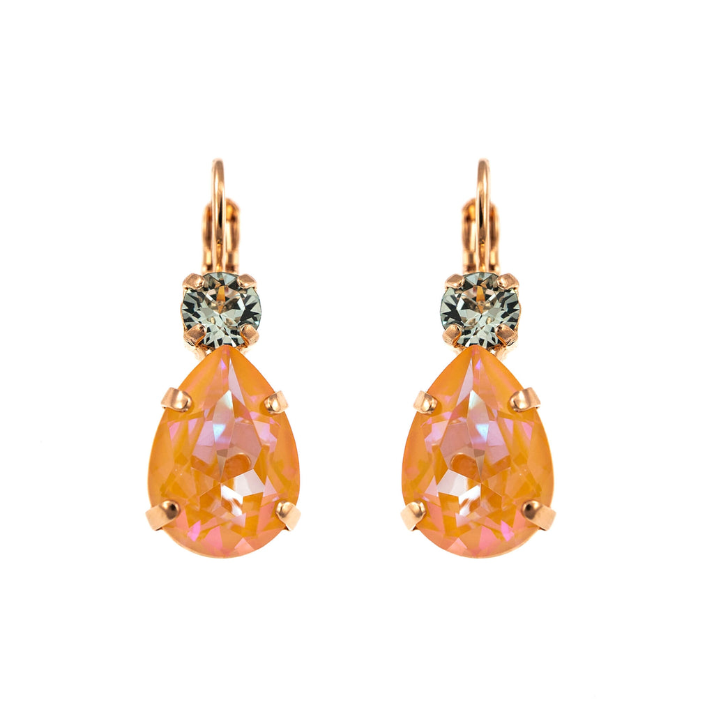 Mariana Rose Gold Plated Earrings | Roxanne's Jewellery | 361140RG6