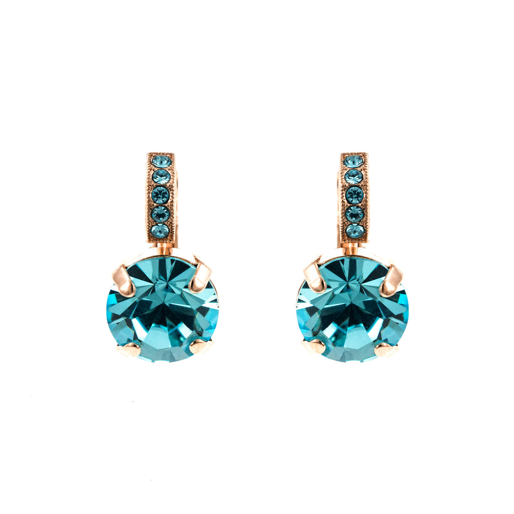 Mariana Rose Gold Plated Earrings | Roxanne's Jewellery | 202202RG6