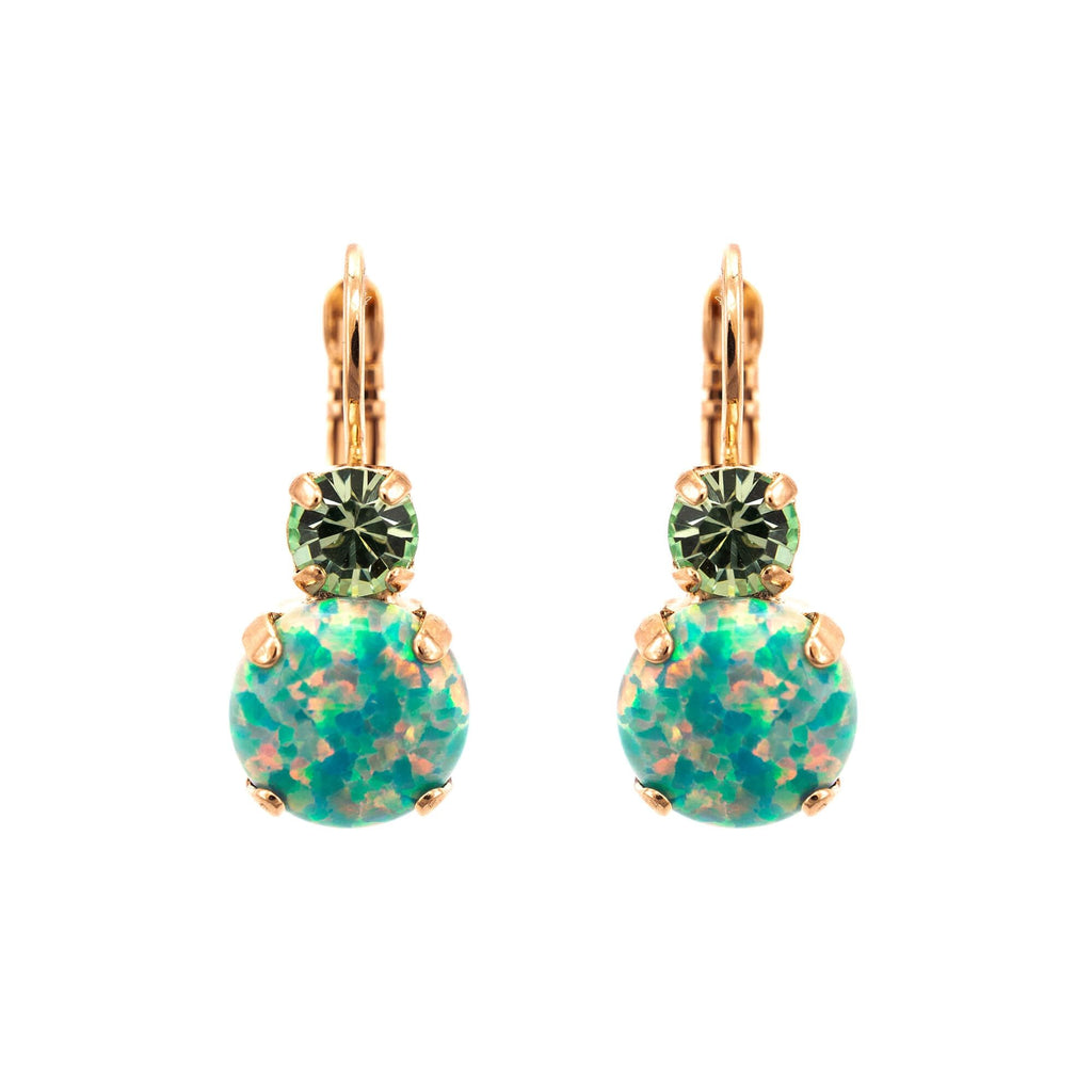 Mariana Rose Gold Plated Earrings | Roxanne's Jewellery | 238M8RG6