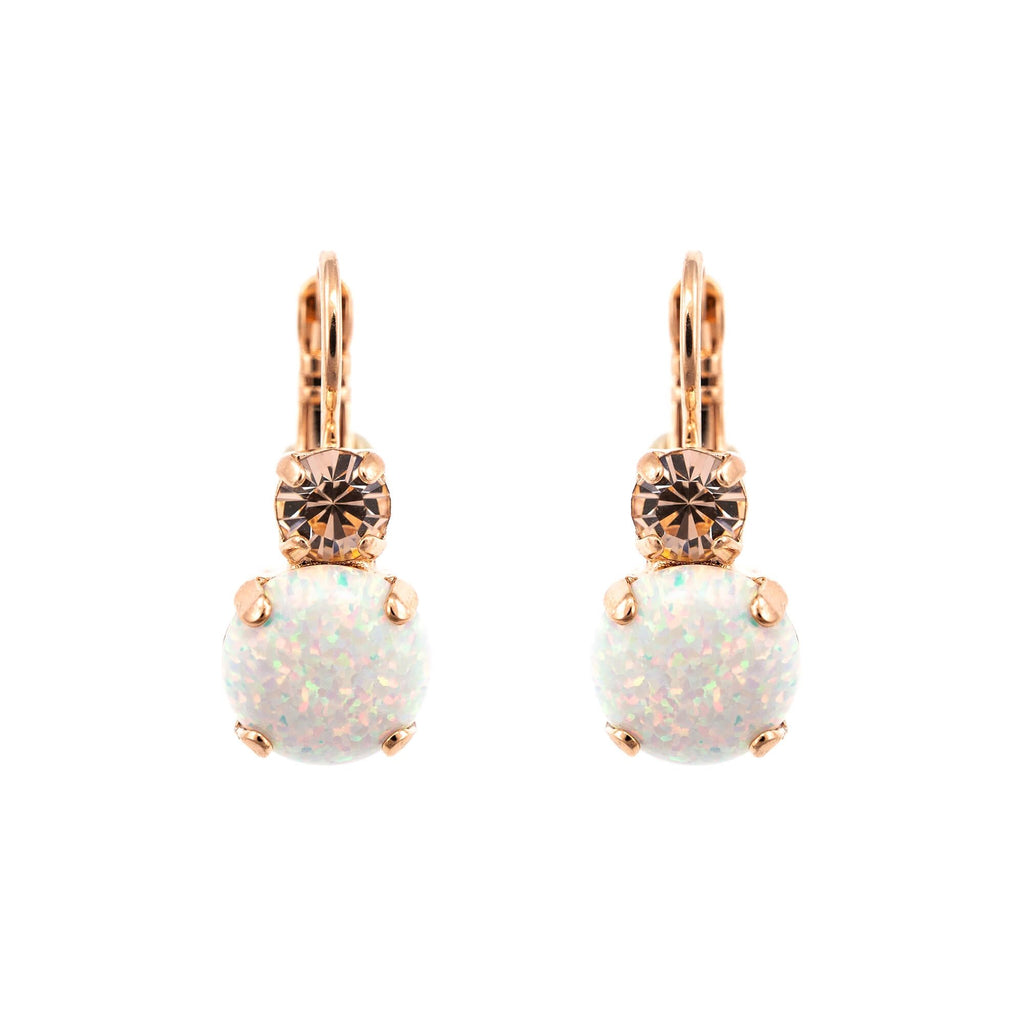 Mariana Rose Gold Plated Earrings | Roxanne's Jewellery | 391M9RG6