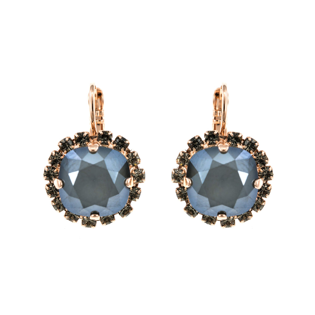 Mariana Rose Gold Plated Earrings | Roxanne's Jewellery | 747RG6