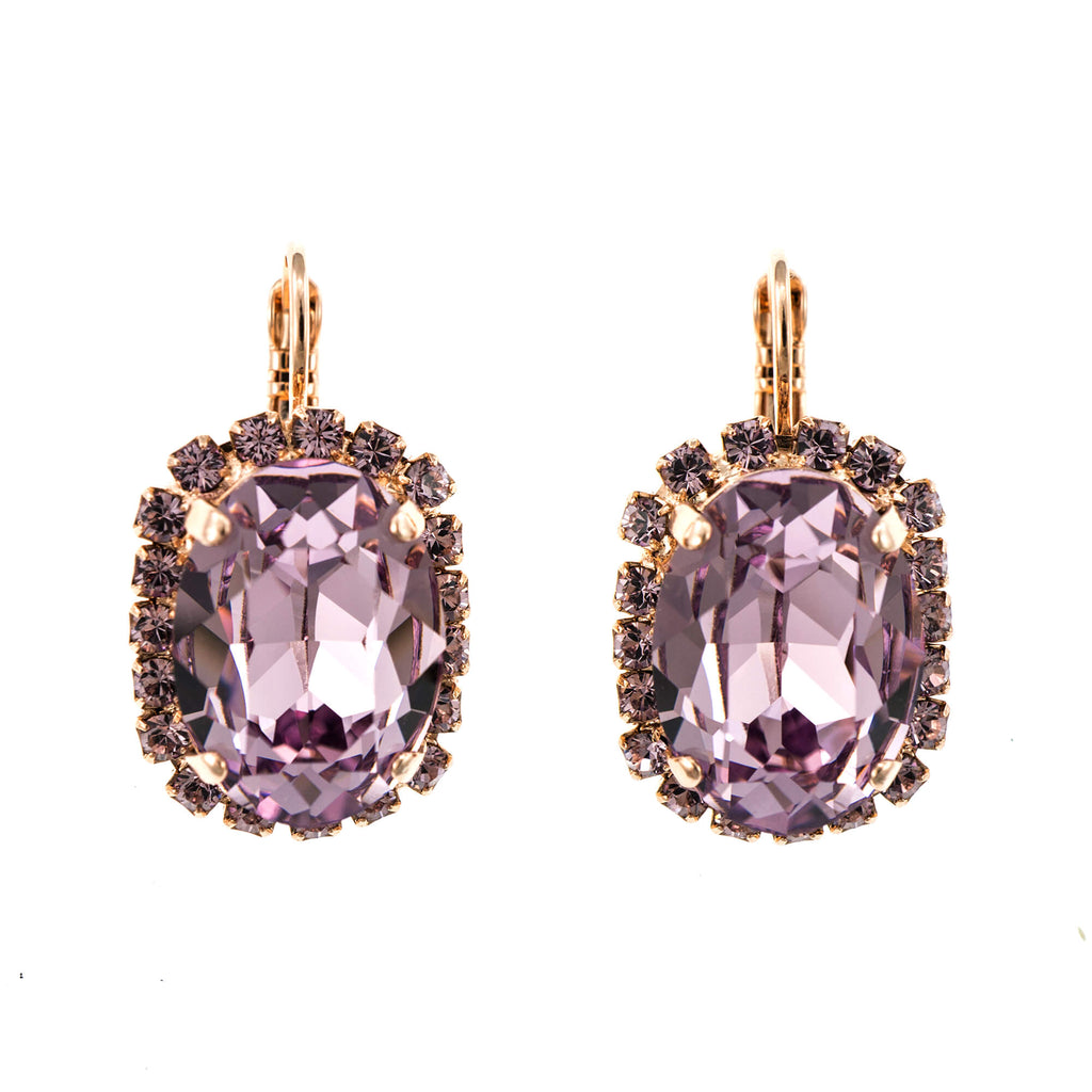 Mariana Rose Gold Plated Earrings | Roxanne's Jewellery | 212212RG6