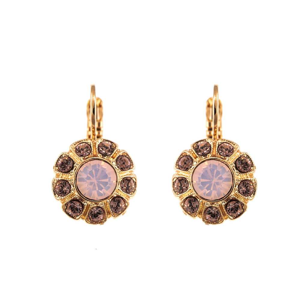 Mariana Rose Gold Plated Earrings | Roxanne's Jewellery | 1112RG6