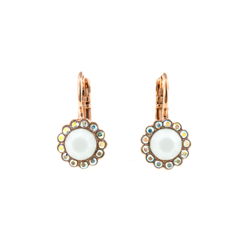 Mariana Rose Gold Plated Earrings | Roxanne's Jewellery | 1201RG6