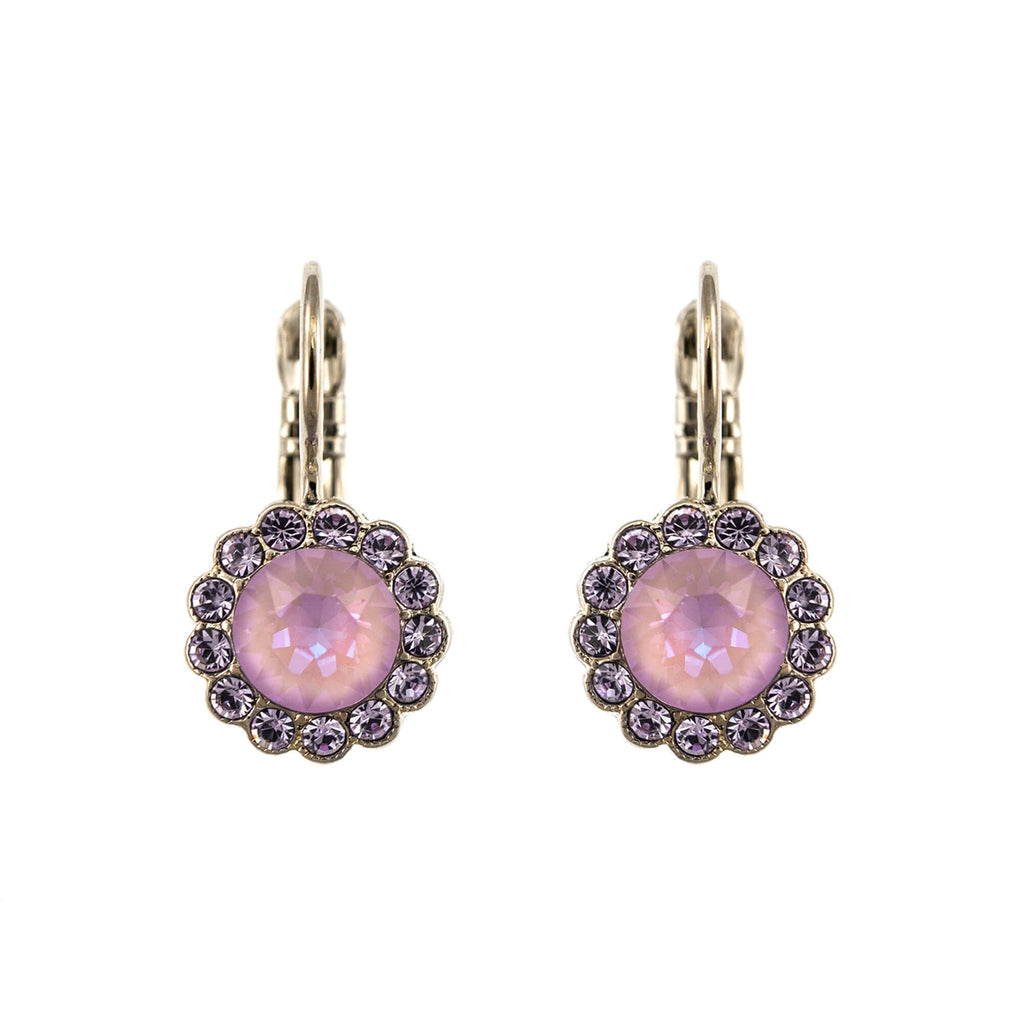 Mariana Rhodium Plated Earrings | Roxanne's Jewellery | 1910RO6