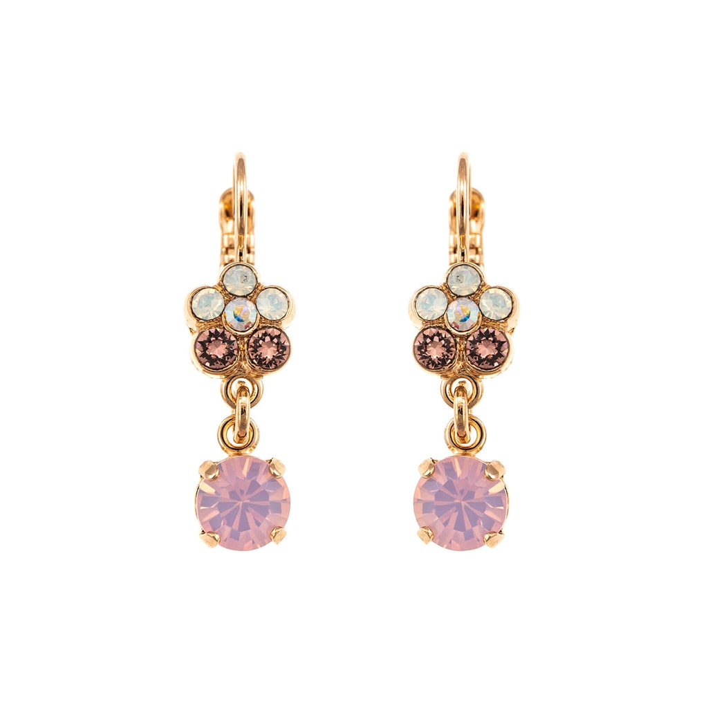 Mariana Rose Gold Plated Earrings | Roxanne's Jewellery | 1112RG1