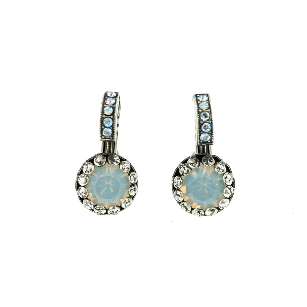 Mariana Silver Plated Earrings | Roxanne's Jewellery | 5087SP6