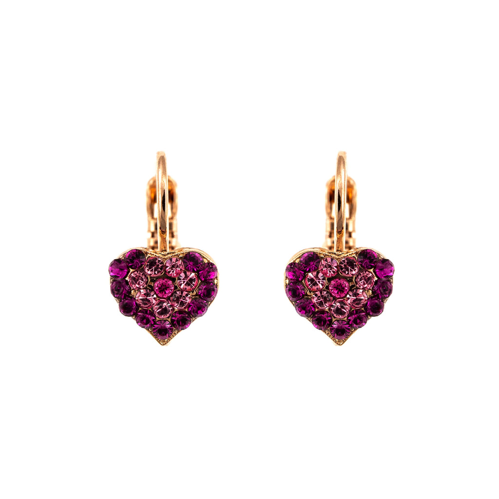 Mariana Rose Gold Plated Earrings | Roxanne's Jewellery | 5022RG6