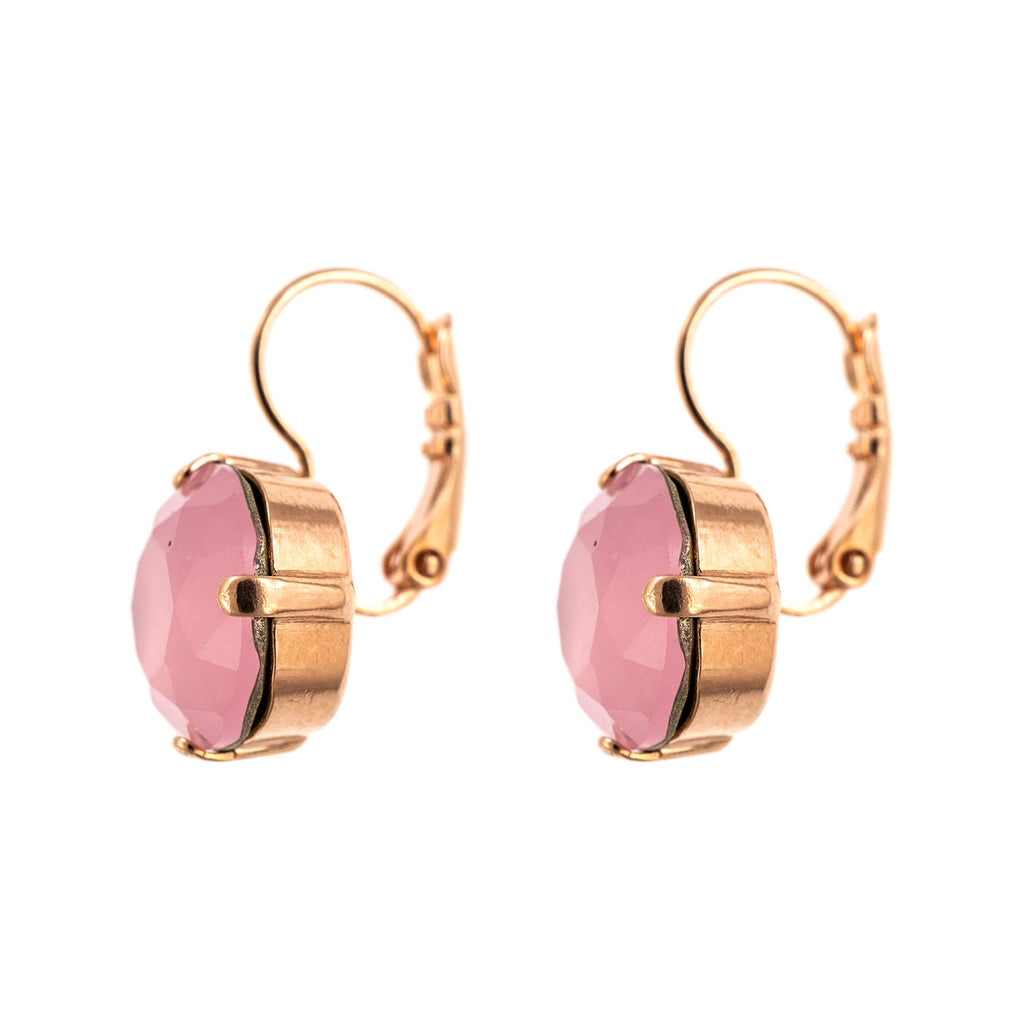 California Dreaming Collection Rose Gold Plated Earrings-1326/4-026RG6