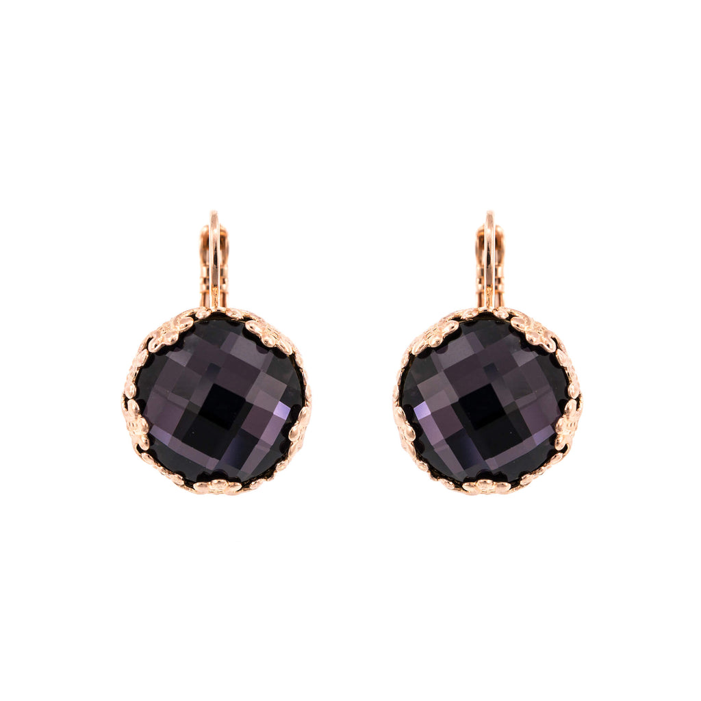 Mariana Rose Gold Plated Earrings | Roxanne's Jewellery | 204ARG6