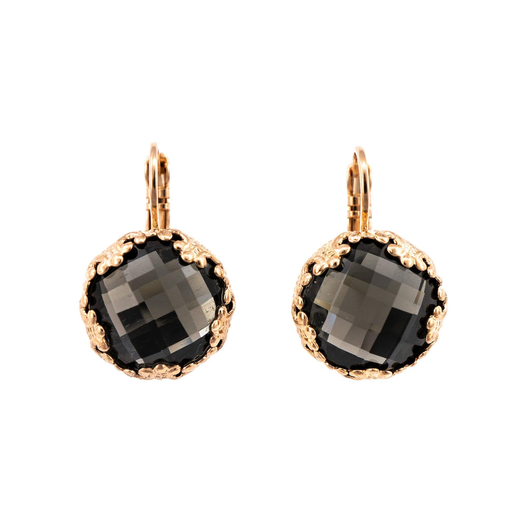 Mariana Rose Gold Plated Earrings | Roxanne's Jewellery | 215ARG6