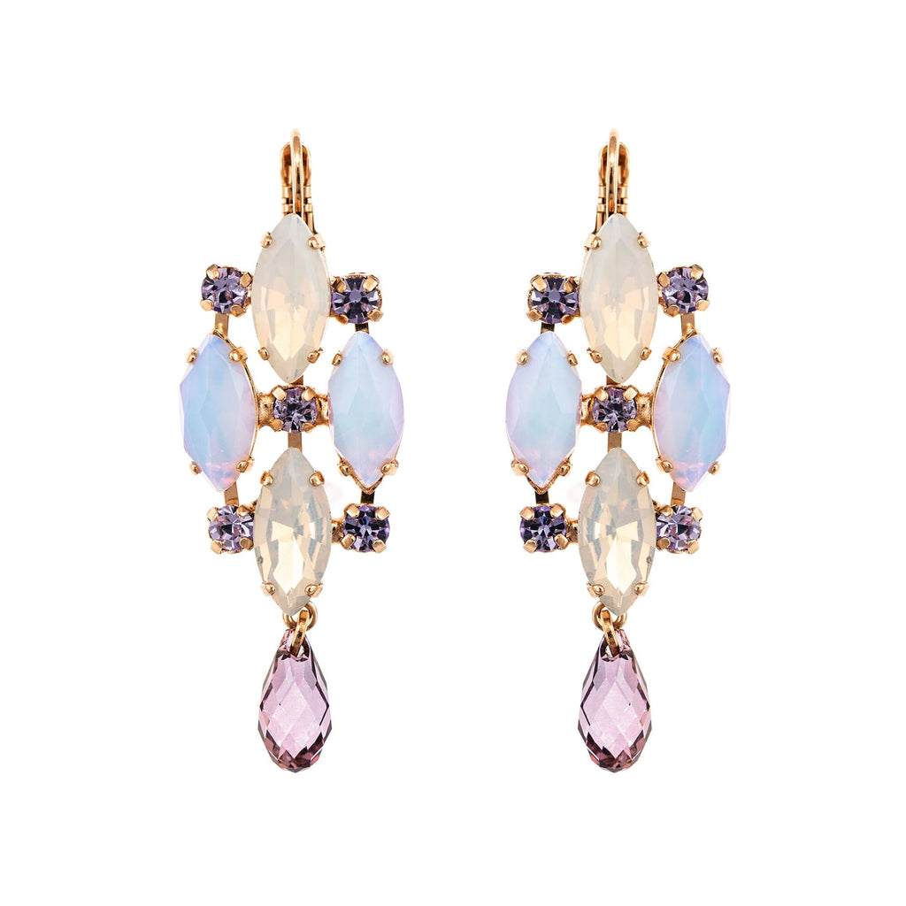 Mariana Rose Gold Plated Earrings | Roxanne's Jewellery | M83371RG6