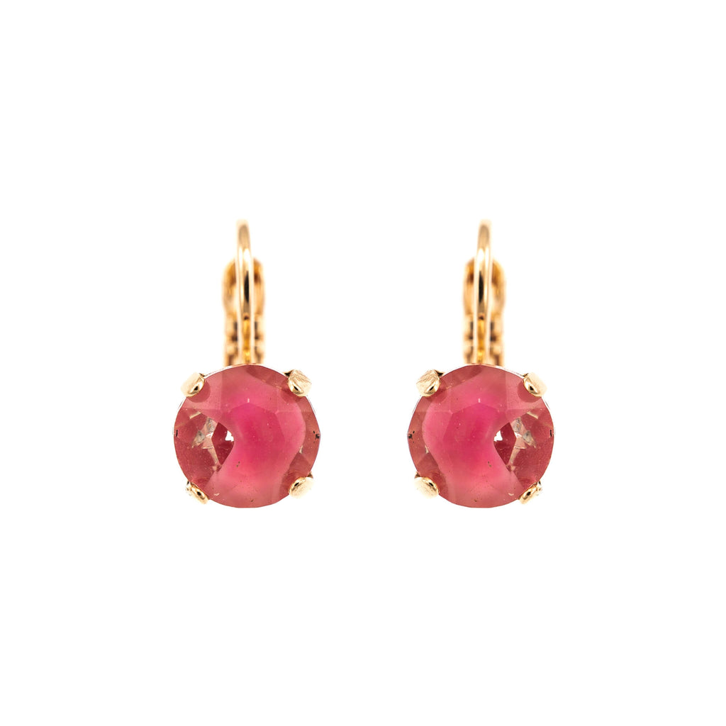 Mariana Rose Gold Plated Earrings | Roxanne's Jewellery | 133RG6