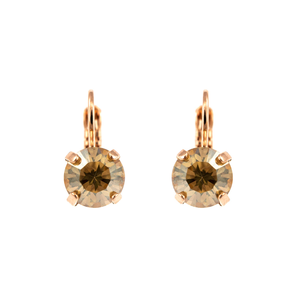 Mariana Rose Gold Plated Earrings | Roxanne's Jewellery | 216RG6