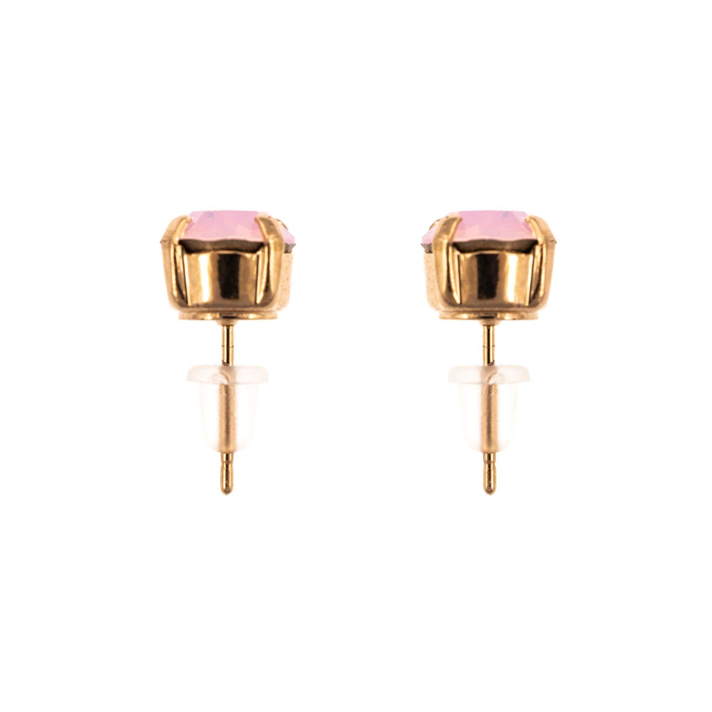 Rose Collection Rose Gold Plated Earrings-1440-395RG2