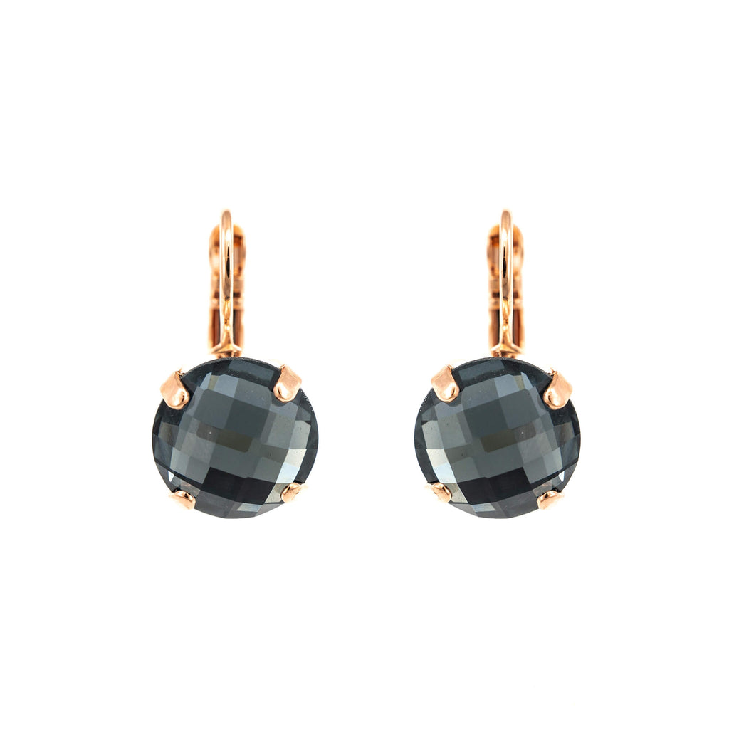 Mariana Rose Gold Plated Earrings | Roxanne's Jewellery | 217RG6