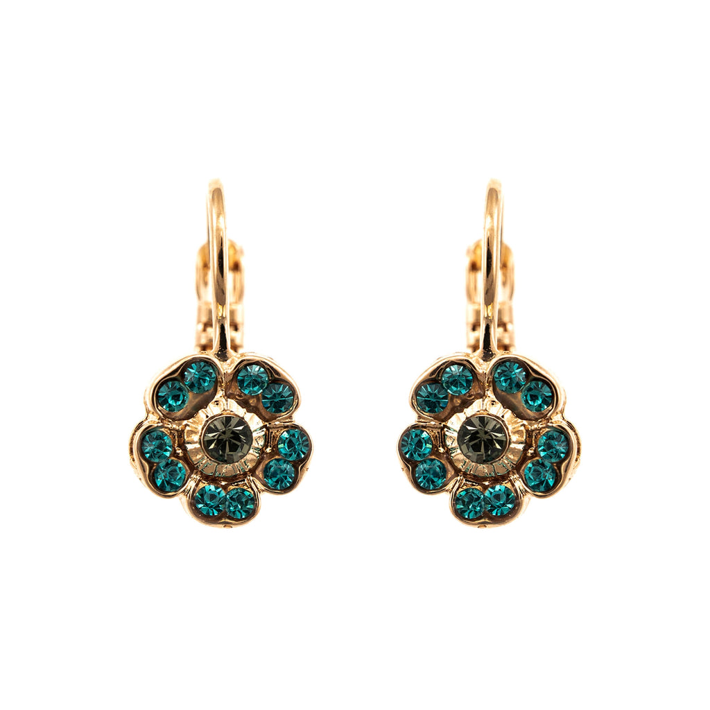 Mariana Rose Gold Plated Earrings | Roxanne's Jewellery | 1114RG6