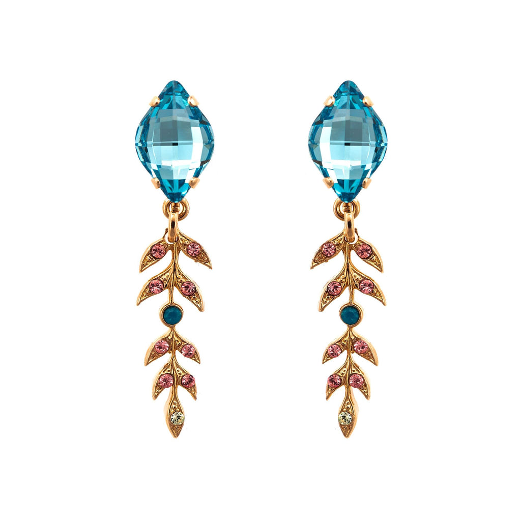Mariana Rose Gold Plated Earrings | Roxanne's Jewellery | 2141RG2