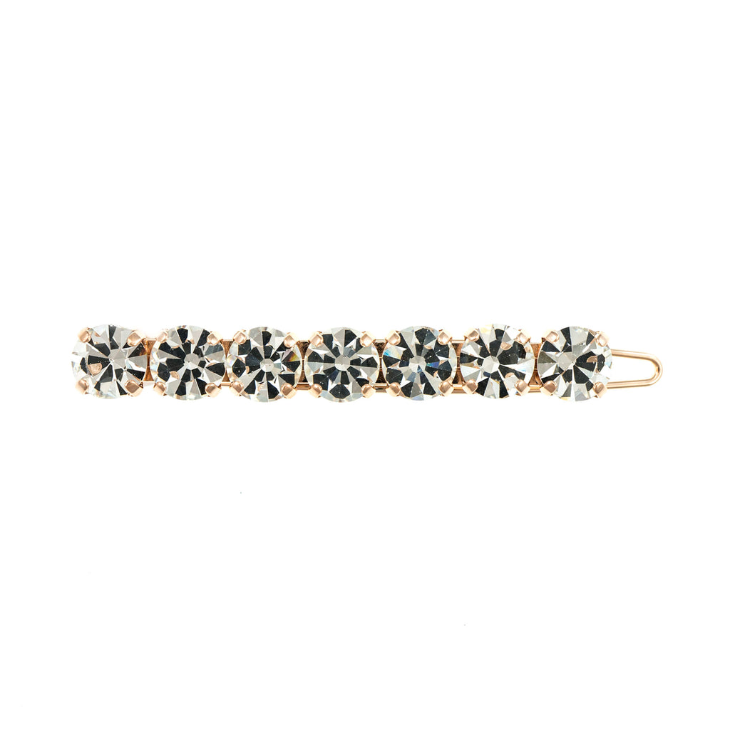 Mariana Rose Gold Plated Hairpin | Roxanne's Jewellery | 001RG