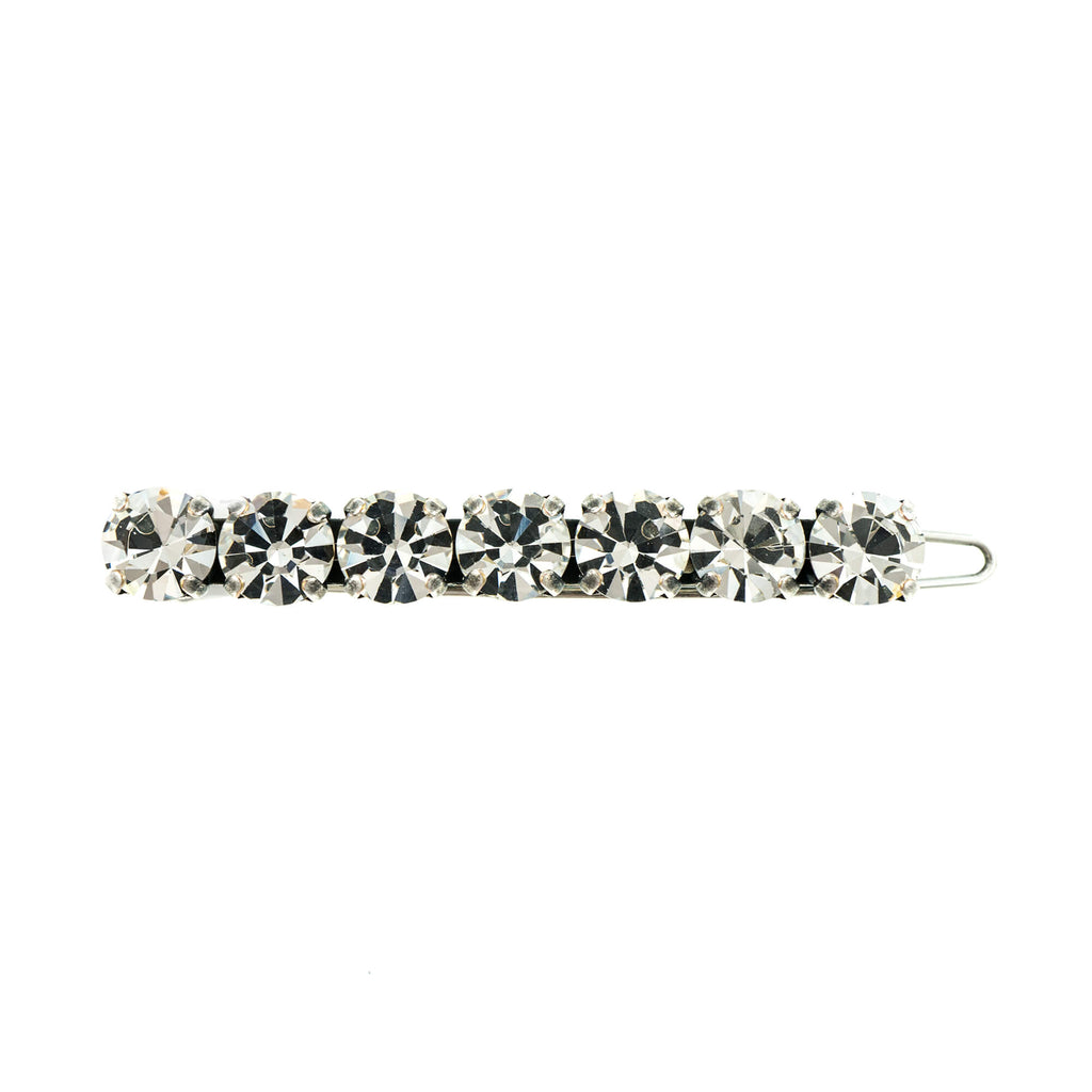 Mariana Silver Plated Hairpin | Roxanne's Jewellery | 001SP