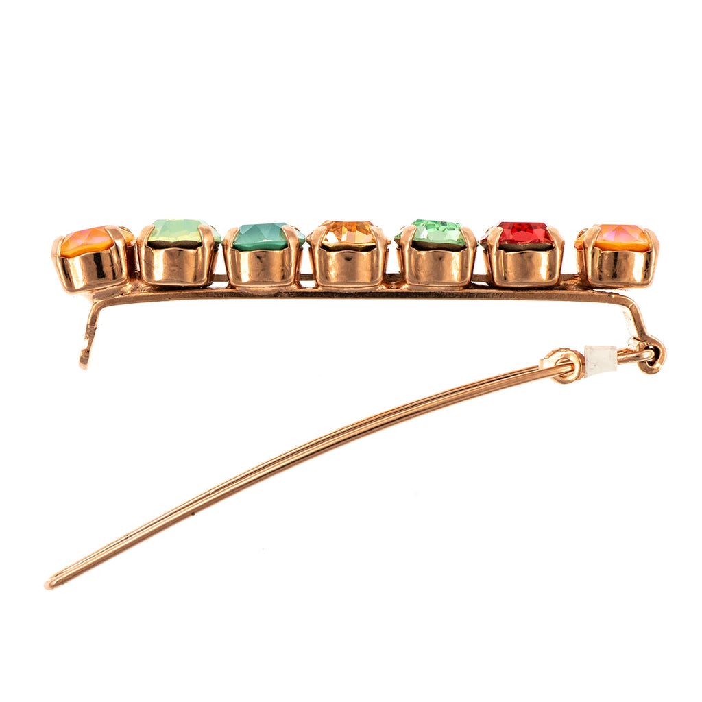 Painted Lady Collection Rose Gold Plated Hairpin-9252-1120RG