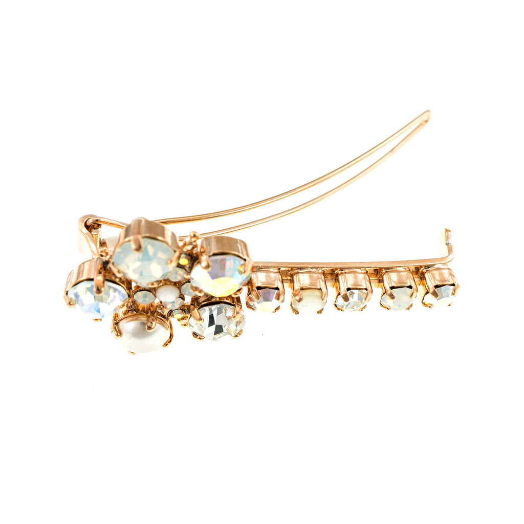 Seashell Collection Rose Gold Plated Hairpin-9404-M1201RG