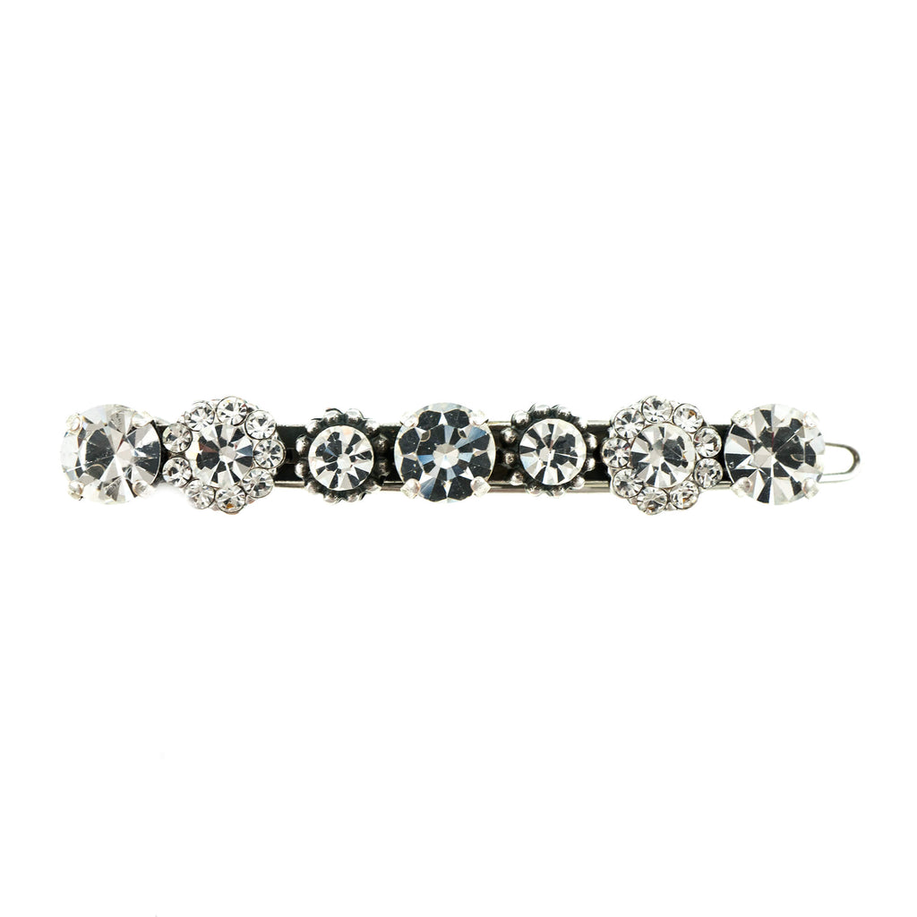 Mariana Silver Plated Hairpin | Roxanne's Jewellery | 001001SP